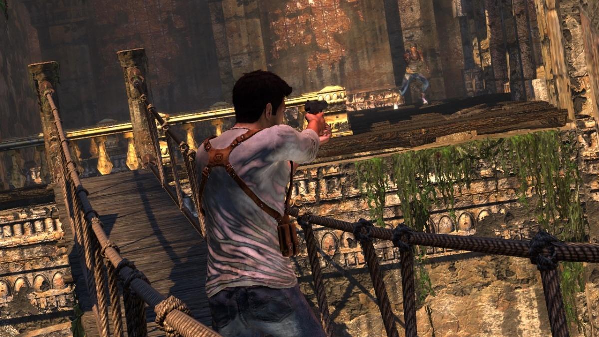 """La pelicula de Uncharted:Drake's Fortune sera hecha por los escritores de """"La leyenda del Tesoro Perdido"""""""